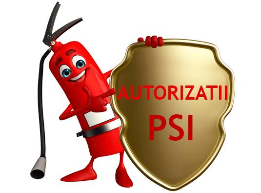 Autorizatii SU - PSI - Situatii de Urgenta