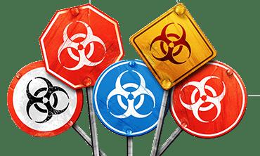 Evaluari de riscuri biologice
