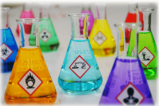 Evaluari de riscuri chimice