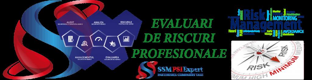 Evaluari de riscuri profesionale - SSMPSI.Expert